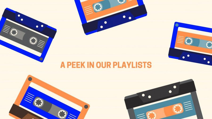 Music holds a special place in all of NC's heart, despite personal opinions differing when it comes to genre, artist, and song choice. But today NC students allow others to take a peek into their playlists.