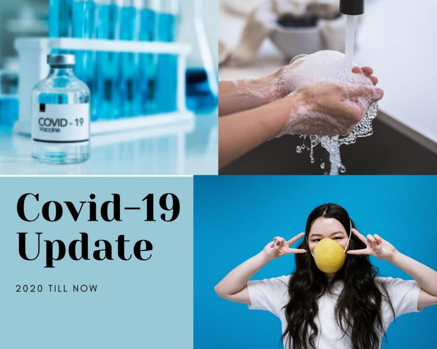 From social distancing, to mask mandates, the world in terms of COVID-19 continues to cope with current conditions, facing deaths, depression and disaster. Until conditions improve, getting vaccinated, staying home and wearing  a mask indoors will only accelerate the process of combatting the virus.