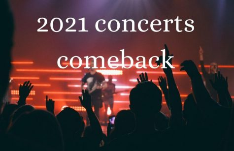 In 2020, when Covid hit, organizations such as concerts shut down, the form of live entertainment that people loved became no longer in service. The government now administered a vaccine in hopes that it prevents Covid and with more people taking the vaccine they hope to bring back live entertainment and return to life as we knew it.