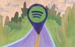 """Streaming services like Spotify make listening to music and finding new songs more accessible, allowing people to make a hobby of the search. """"I like [discovering new music], I'm always going to discover weekly [on Spotify] to find new artists or similar ones to the ones I already listen to,"""" junior Ellie Boyle said."""