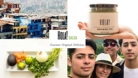 """In an effort to unite locals through the power of authentic home-cooked salsa while simultaneously fighting for underprivileged families in Colombia, the Alarcons started their esteemed small business: Hola Salsa. """"We created Hola Salsa to spread the deliciousness of moms cooking while spreading some love along the way,"""" Esteban Alarcon said."""