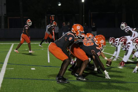The Warriors entered Friday night with a 6-1 record, while the Hawks arrived with a 1-6 record. The Warriors dominated the 3AAAAAAAA region a year prior and so far earned a 3-0 start to 2021 region play. NC will travel to an away game on October 29 against the Marietta Blue Devils, come out and support our Warriors.