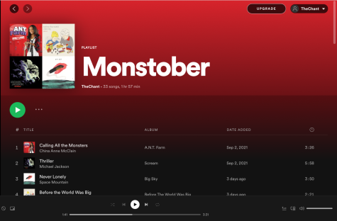 Calling all the monsters to The Chant's October playlist